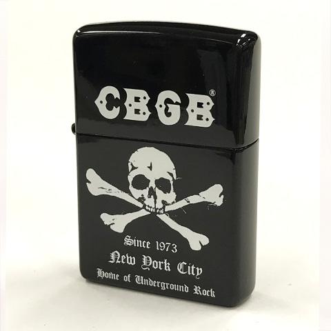 ZIPPO CBGB-007 BK