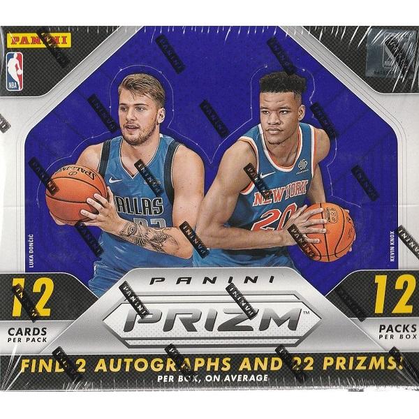 NBA 2018-19 PANINI PRIZM BASKETBALL HOBBY2018-19 パニーニ プリズム バスケットボール ホビー