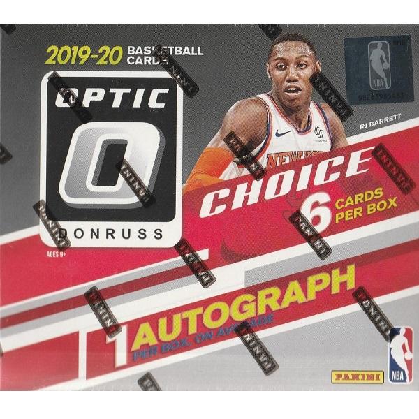 NBA 2019-20 PANINI DONRUSS OPTIC BASKETBALL CHOICE[ボックス]NBA 2019-20 パニーニ ドンラス オプティック バスケットボール チョイス