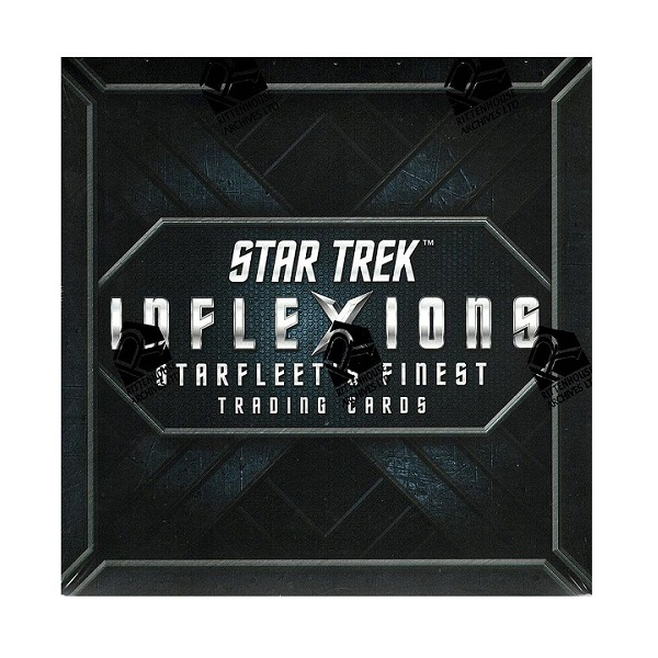 2019 スタートレック インフレクションズ[ボックス]2019 STAR TREK INFLEXIONS