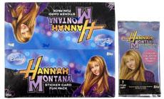 「HANNAH MONTANA/ハンナ・モンタナ」 トレーディングカード