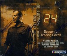 24 SEASON 5 トレーディングカード