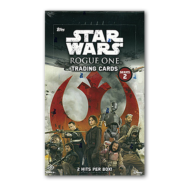 Star Wars Rogue One Series 2 Complete Vader Continuity Chase Card Set 11-15