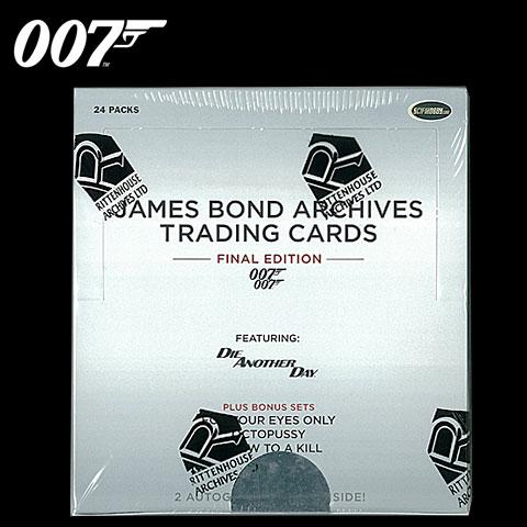 2017 JAMES BOND 007 ARCHIVES FINAL EDITIONジェームズ ボンド アーカイブス ファイナル エディション