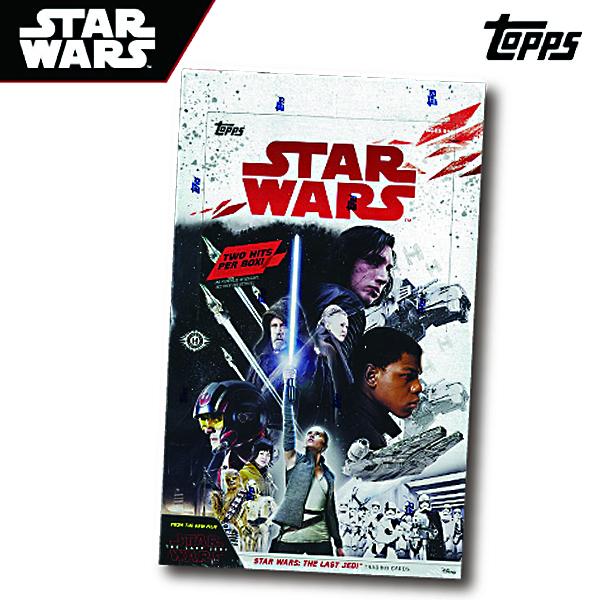 スターウォーズ/最後のジェダイ トレーディングカード2017 TOPPS STAR WARS THE LAST JEDI