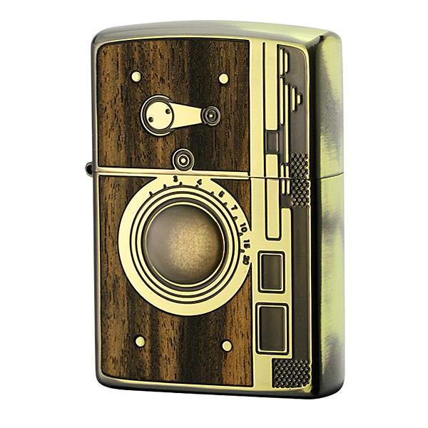 ZIPPO アンティーク SLRカメラ BS(ブラス) Antique Camera ジッポー