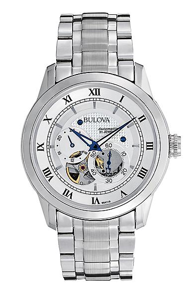 ブローバ オートマチックBULOVA AUTOMATIC96A118正規品 機械式(自動巻き) 腕時計