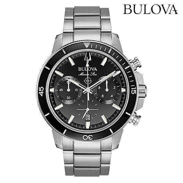 ブローバ マリンスターBULOVA MARINE STAR96B272正規品 腕時計