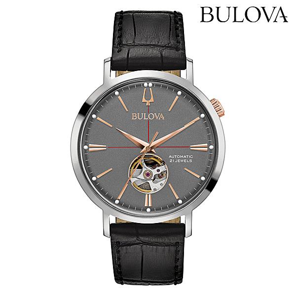 ブローバ エアロジェット・オートマチックBULOVA AEROJET AUTOMATIC98A187正規品 腕時計