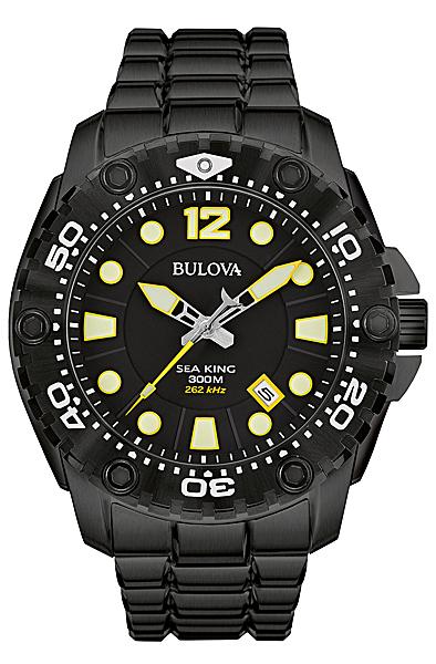 ブローバ シーキングBULOVA SEA KING98B242正規品 腕時計