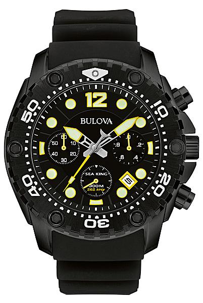 ブローバ シーキングBULOVA SEA KING98B243正規品 腕時計