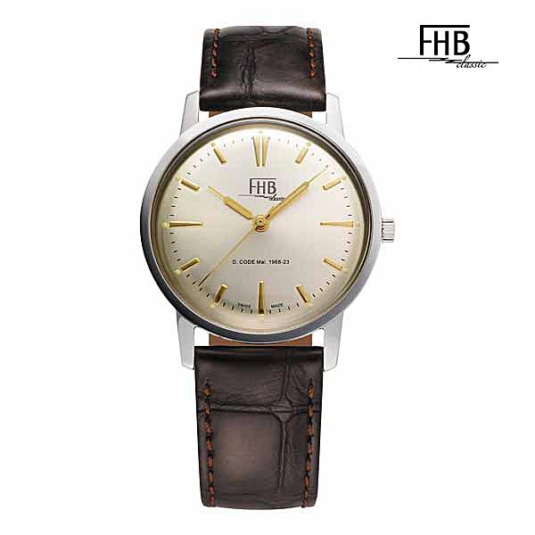 FHB エフエッチビーF908SCY-GY正規品 腕時計