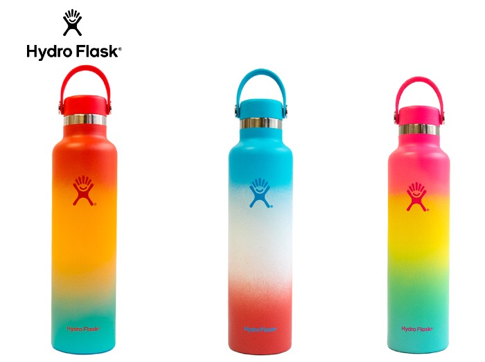 Hydro Flask 24oz Standard Mouth ハイドロフラスク 24oz 709 ml standard mouse SHAVE  ICE COLLECTION