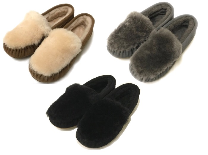 EMU エミュー Cairns Reverse Fur ケアンズリバースファー SheepSkin シープスキン スリッポン 正規品