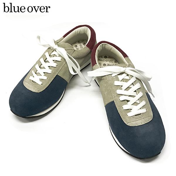 ブルーオーバー(blueover) コポリ トリコロール スニーカー 正規品 SALE 送料無料