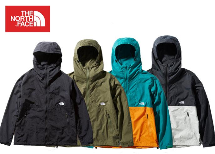 THE NORTH FACE ザノースフェイス Compact Jacket コンパクトジャケット NP71830 メンズ 正規品