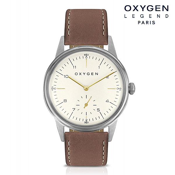 オキシゲン OxygenCity Legend 40 L-C-ELL-40正規品 腕時計