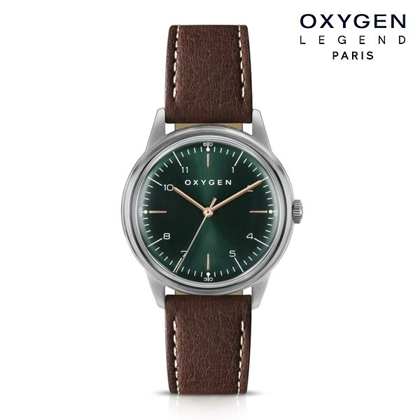 オキシゲン OxygenCity Legend 36 L-C-HEL-36正規品 腕時計