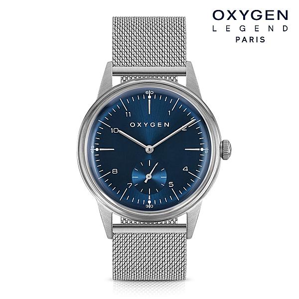 オキシゲン OxygenCity Legend 40 L-C-KAR-40 M正規品 腕時計