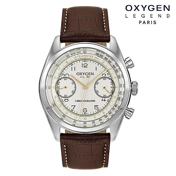 オキシゲン OxygenSport Legend Chrono 41 L-CH-FAN-41正規品 腕時計