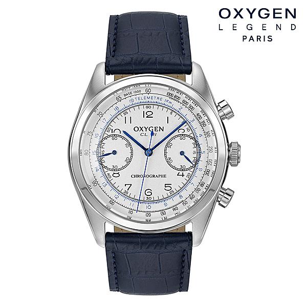 オキシゲン OxygenSport Legend Chrono 41 L-CH-FEL-41正規品 腕時計