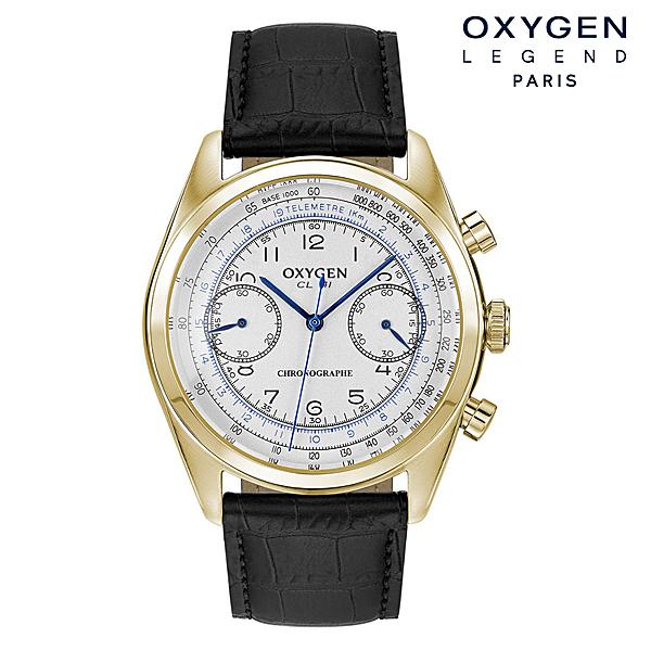 オキシゲン OxygenSport Legend Chrono 41 L-CH-RUB-41正規品 腕時計