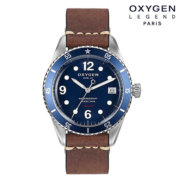 オキシゲン OxygenDiver Legend 42 L-D-ADR-42正規品 腕時計