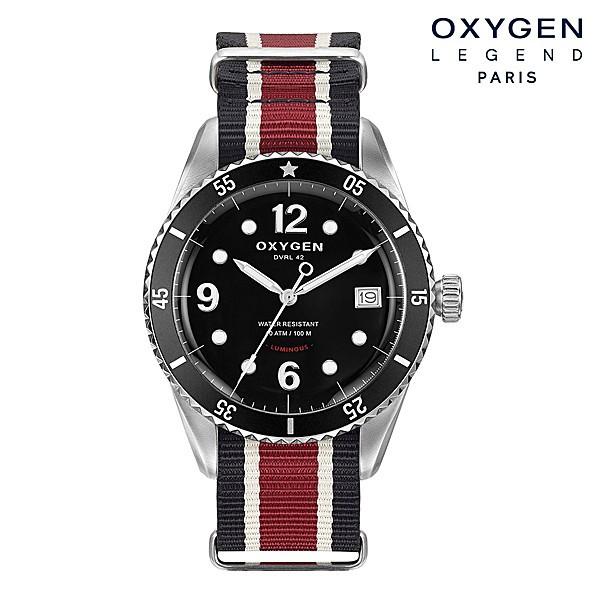 オキシゲン OxygenDiver Legend 42 L-D-BEN-42正規品 腕時計