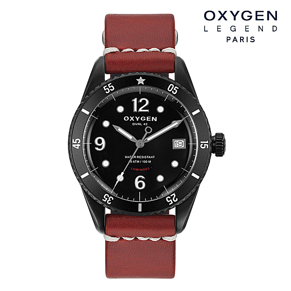 オキシゲン OxygenDiver Legend 42 L-D-FLO-42正規品 腕時計