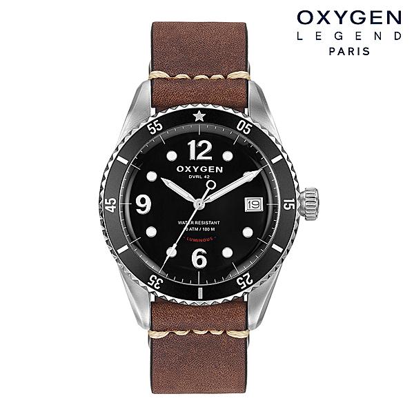 オキシゲン OxygenDiver Legend 42 L-D-GIB-42正規品 腕時計