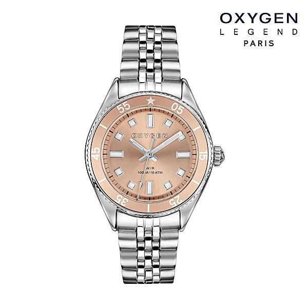 オキシゲン OxygenDiver Legend 26 L-DM-BEL-26正規品 腕時計