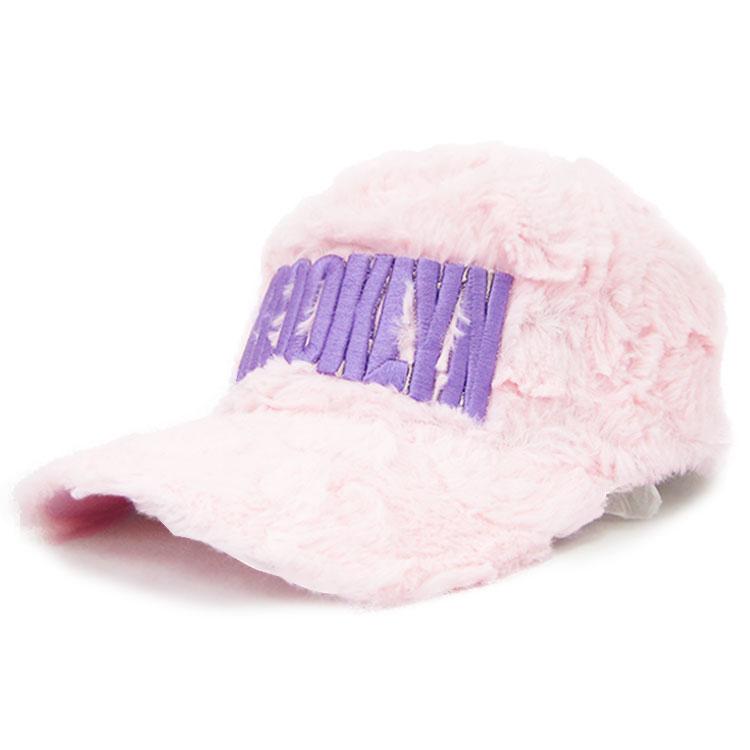 帽帽帽布鲁克林 (布鲁克林) 妇女的蓬松毛茸茸冬季和黑黑 / 灰色灰色和摩卡棕色 / 粉红色粉红色 / 白色白女士 (女士) 女士帽 5601 P27Mar15