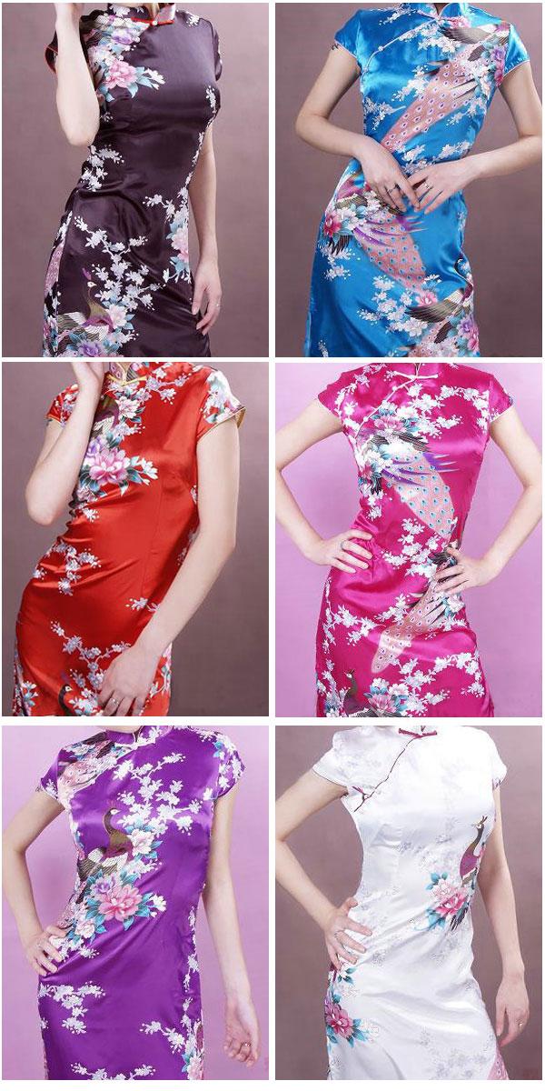 ilandwig   Rakuten Global Market: Qipao party dress shortstop length ...