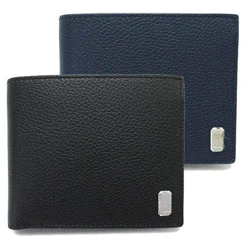 ダンヒル 折財布 メンズ DU19F2320AR 財布 二つ折り財布 ベルグレイヴ コインパース ビルフォード レザー duhill BELGRAVE