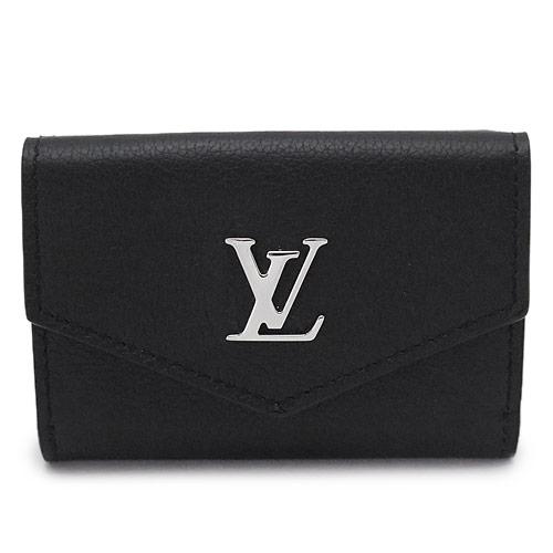 ルイヴィトン 折財布 LOUISVUITTON レディース M63921 三つ折り ポルトフォイユ・ロックミニ レザー