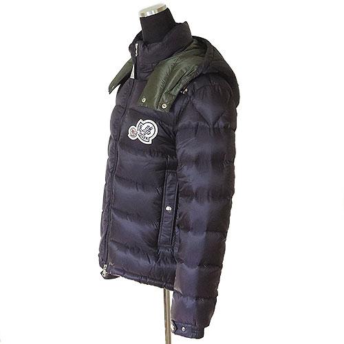 b1a98ad80 Monk rail down jacket men MONCLER blouson nylon BRAMANT 4181149 53334