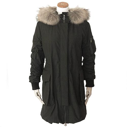 タトラス ダウンコート レディース TATRAS ダウンジャケット ブラック 黒 SORAGA LTK19A4161 19 BLACK 【2018年秋冬新作】