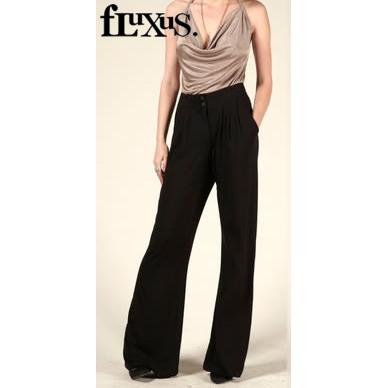 フルクサス Fluxus LIBRETTO PANT ワイドフレアパンツ パンツ 87-1458 正規品取扱店舗