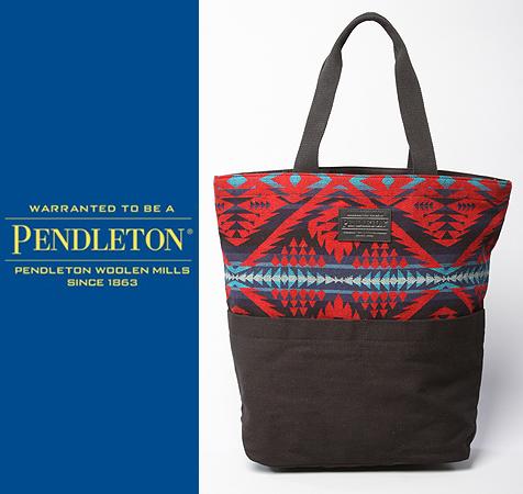 PENDLETON ペンドルトン The FOUR POCKET TOTE BAG トートバッグ ダッフルバッグ バッグ ショルダーバッグ マウンテン  正規品取扱店舗