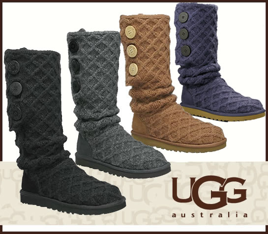 Free Shipping Ugg Lattice Cardy Boots Sale 3283e A1404