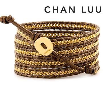 CHAN LUU 正規品 chanluu チャンルー BG-2896 WRAP BRACELET 5ラップブレスレット ブレスレット セレブ愛用  正規品取扱店舗
