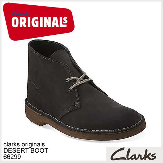 Clarks ORIGINALS クラークス オリジナルズ デザートブーツ 66299 DARK GREY  正規品取扱店舗  so1