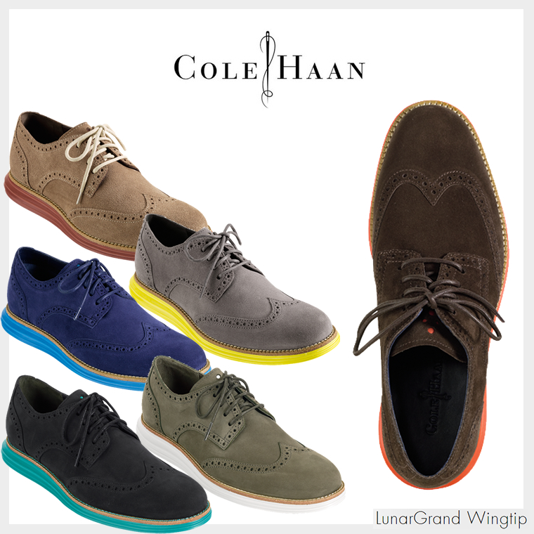 ilharotch | Rakuten Global Market: ▽Same day shipment ▽ ColeHaan Cole Haan  LUNAR GRAND WINGTIP ground wing tip shoes men shoes UOMO publication /s