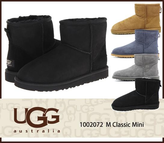 UGG MENS CLASSIC MINI BOOTS アグ メンズクラシックミニブーツ style#1002072  正規品取扱店舗  so1