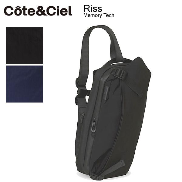 Cote&Ciel コートエシエル RISS Memory Tech メッセンジャーバッグ ショルダーバッグ 28639 正規品取扱店舗 so1