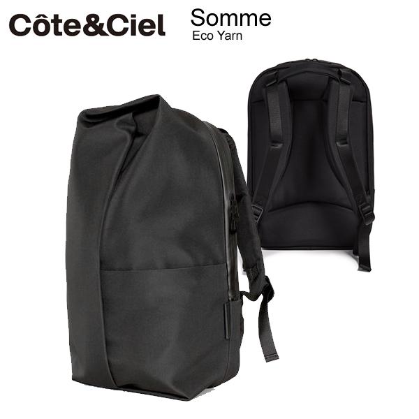 コートエシエル Cote&Ciel Somme ECO YARN エコヤーン 13インチ PCバッグパック 28667 正規品取扱店舗  so1