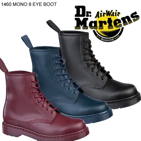 Dr.Martens ドクターマーチン CORE 1460 MONO 8-Tie Boot R14353001 8ホール ブーツ  正規品取扱店舗  so1