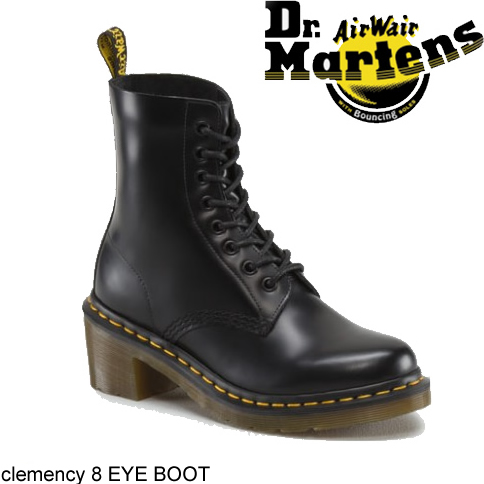Dr.Martens ドクターマーチン clemency 8 EYE BOOT 8ホール ブーツ クレメンシー レースアップ ブーツ   正規品取扱店舗  so1