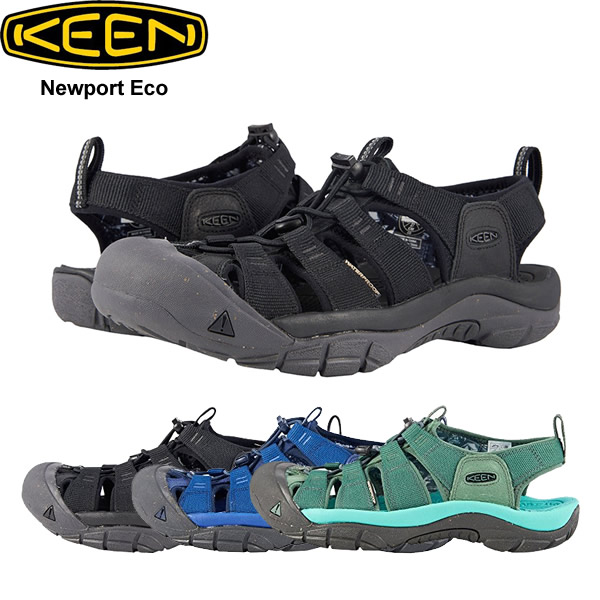 KEEN キーン NEWPORT ECO ニューポート エコ メンズ サンダル 男性 シューズ 正規品取扱店舗  so1