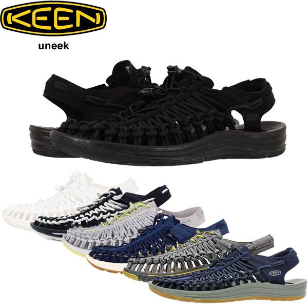 キーン ユニーク KEEN UNEEK メンズ レディース サンダル スポサン 靴 ユニセックス シューズ アウトドア キャンプ フェス スポーツ 自転車 素足 軽量 正規品取扱店舗